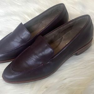 Aerosoles leather loafers